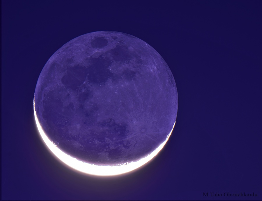 welcome Earthshine